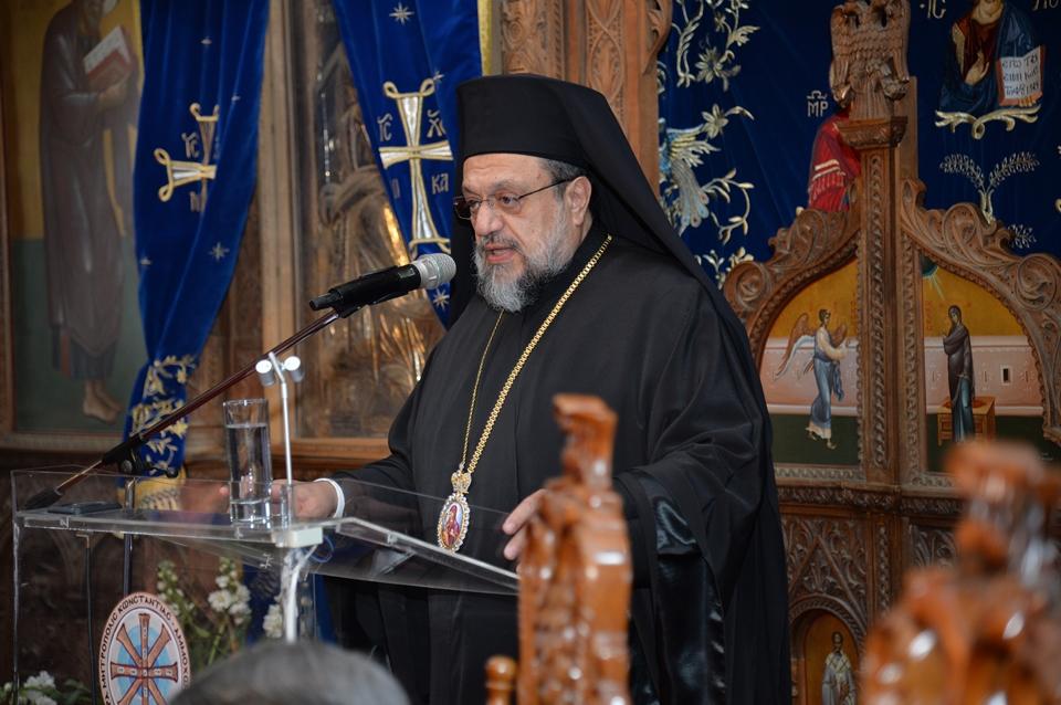 Η Εκκλησιαστική, Θεολογική και Ποιμαντική προσωπικότητα του Μητροπολίτου Κωνσταντίας