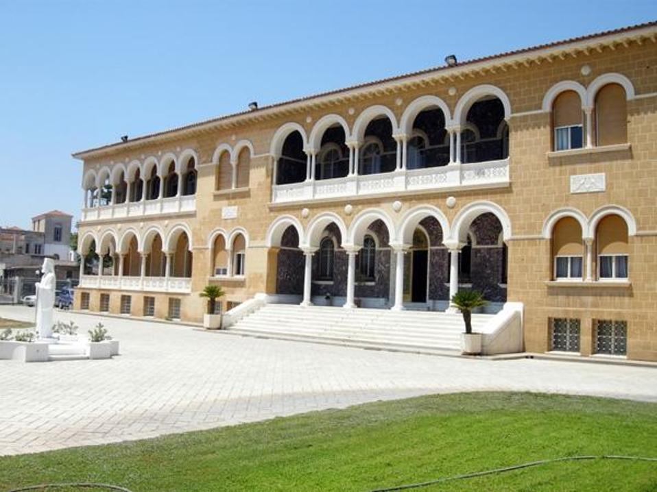 Δελτίο Τύπου Ιεράς Αρχιεπισκοπής Κύπρου για την πανδημία του κορωνοϊού
