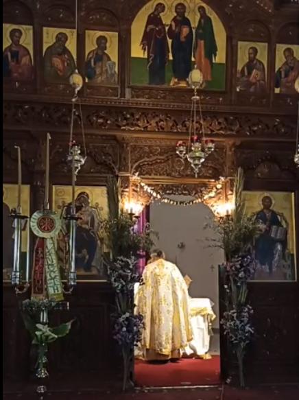 Τον Άγιο Γεώργιο τίμησε ο προσφυγικός Συνοικισμός στην κοινότητα Αυγόρου (βίντεο)