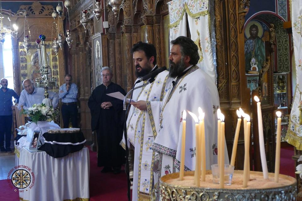 Κυριακή της Σαμαρείτιδος στον Μητροπολιτικό Ναό Αγίου Γεωργίου