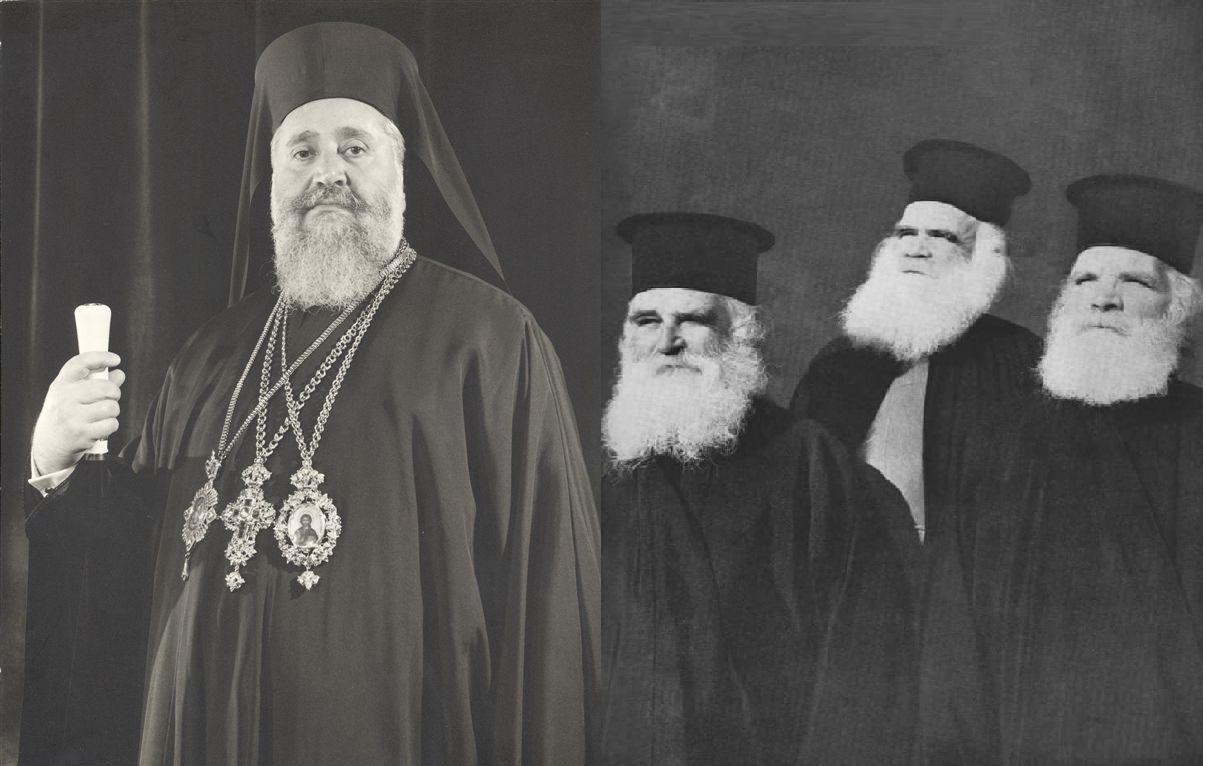 Ετήσιο μνημόσυνο Αρχιεπισκόπου Κύπρου Χρυσοστόμου του Α' και γερόντων Μονής Απ. Βαρνάβα