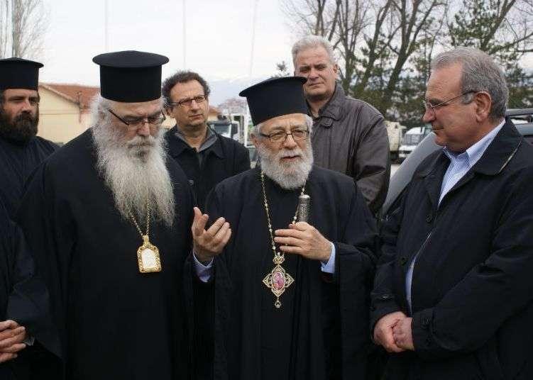 Εκοιμήθη ο φιλακόλουθος Μητροπολίτης της Καστοριάς κυρός Σεραφείμ (29-12-2020)