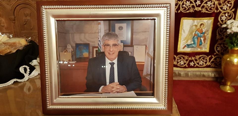 Μνήμη μεγάλου Ευεργέτου Ιεράς Μητροπόλεως Αντωνίου (Νάκη) Τσόκκου (1953-2013)